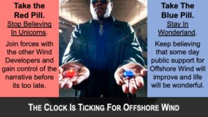 Offshore Wind - Take The Red Pill