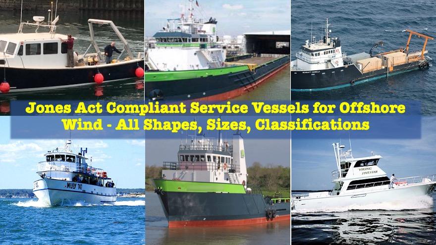 Offshore Wind Service Vessel