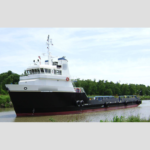 160' Survey Vessel THREE VESSELS Available For Charter