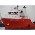 160' Survey Vessel TWO VESSELS Available For Charter